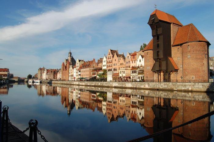 PUW Gdańsk:  Wręczenie decyzji p.o. wójta gminy Nowa Wieś Lęborska