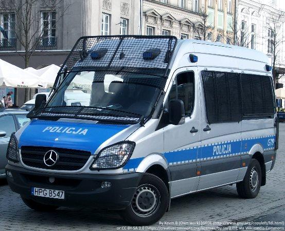 Policja Gdańsk: Włamali się do samochodu, wypatrzył ich miejski monitoring