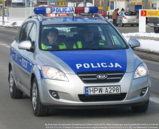Policja Gdańsk: Podziękowanie dla policjanta podczas 21 Festynu Rodzinnego na gdańskiej Oruni