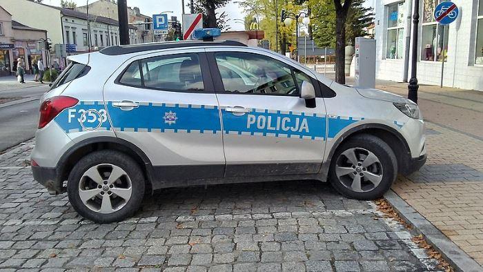Policja Gdańsk: Zaatakował ratownika medycznego, który udzielał mu pomocy.